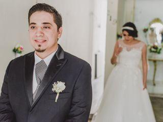 La boda de Adela  y Alexis  1