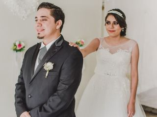 La boda de Adela  y Alexis  2