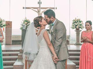 La boda de Claudia y Enrique