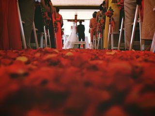 La boda de Mafer y Fito