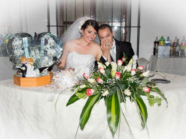 La boda de Montserrar y Bernardo