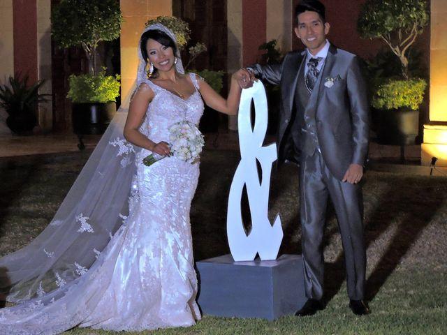 La boda de Liza Nashielly y Manuel Cuauhtémoc