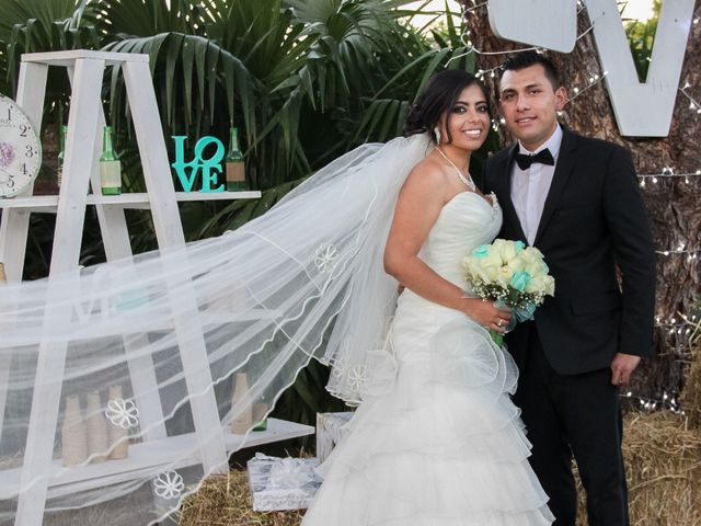 La boda de Ever y Carlos