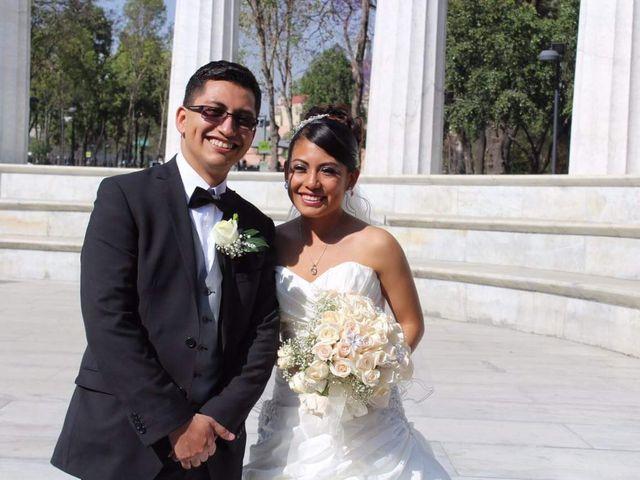 La boda de Peniel  y Erick Samuel