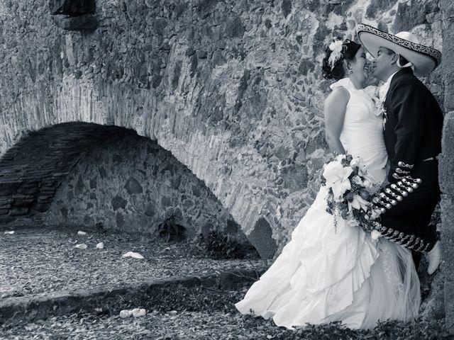 La boda de Arturo y Marisol en Yautepec, Morelos 1