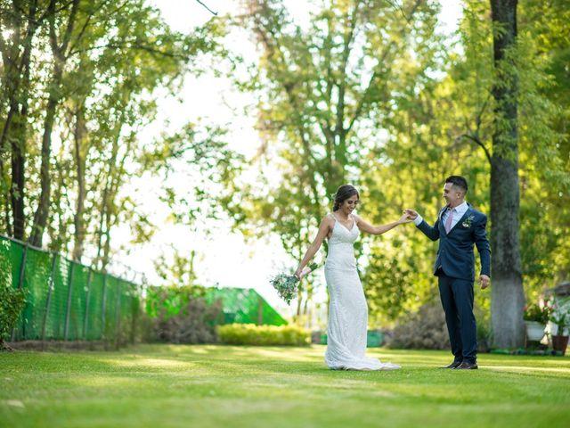 La boda de Luci y Josue