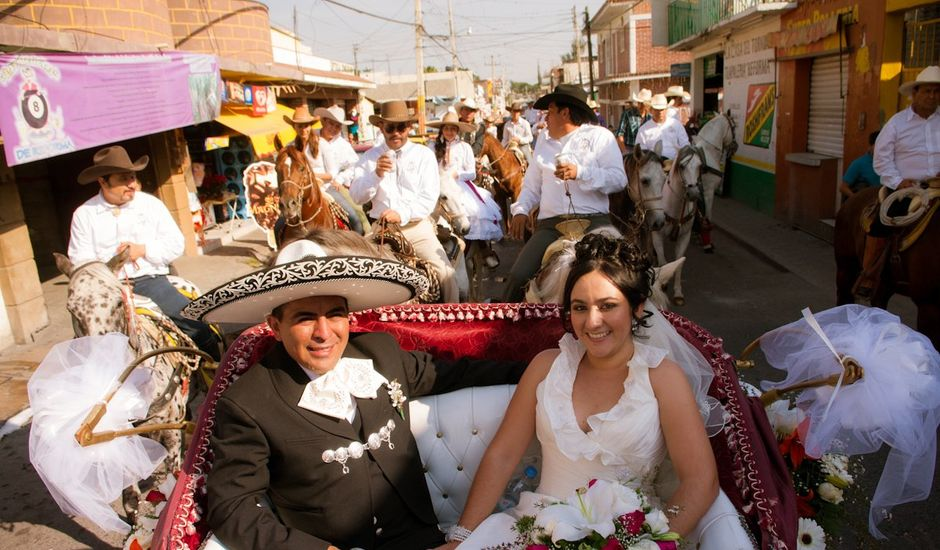 La boda de Arturo y Marisol en Yautepec, Morelos