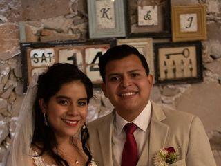 La boda de Karla y Jahaziel 2