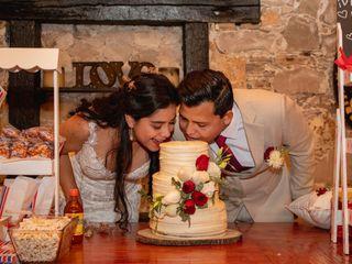 La boda de Karla y Jahaziel