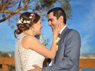 La boda de Joanna y Marcos