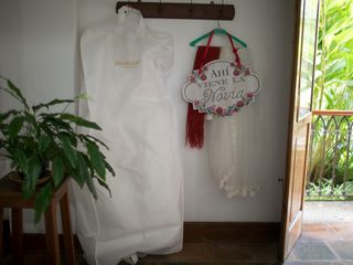 La boda de Sthefanie y Javier 2