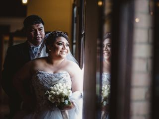 La boda de Lourdes y Alejandro