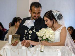 La boda de Desly y Oscar