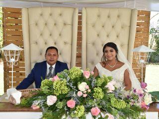 La boda de Paulina y Juan Ignacio
