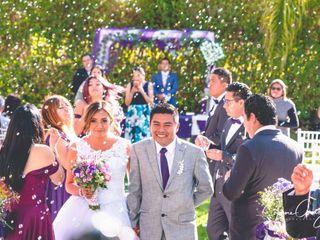 La boda de Fidel y Andrea