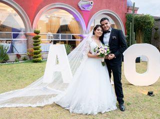 La boda de Oliva y Alejandro