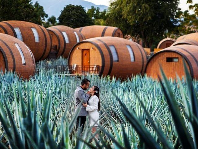 La boda de Oscar y Desly en Zapopan, Jalisco 3