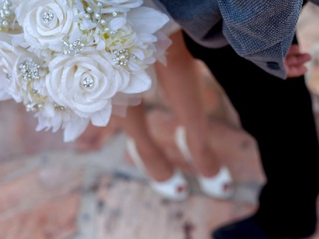 La boda de Oscar y Desly en Zapopan, Jalisco 2