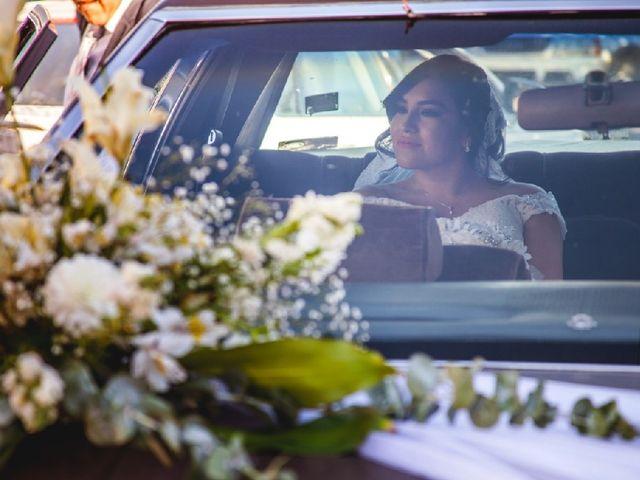 La boda de Oscar y Desly en Zapopan, Jalisco 1