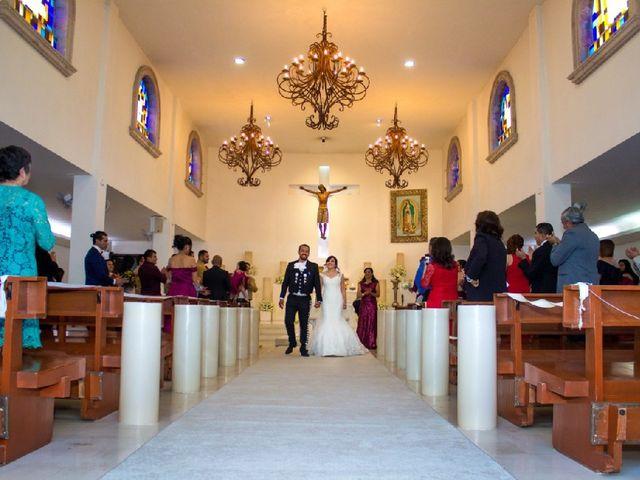 La boda de Oscar y Desly en Zapopan, Jalisco 9