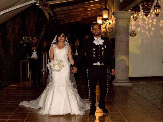 La boda de Oscar y Desly en Zapopan, Jalisco 10
