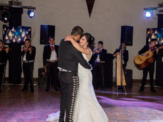 La boda de Oscar y Desly en Zapopan, Jalisco 11