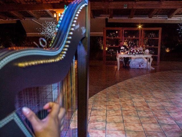 La boda de Oscar y Desly en Zapopan, Jalisco 16