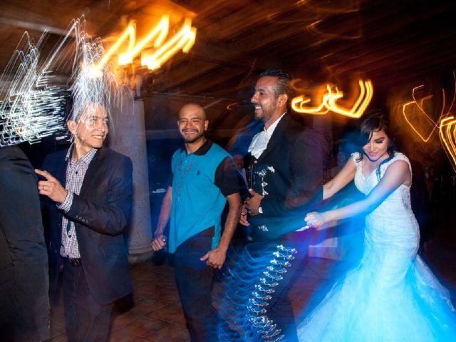 La boda de Oscar y Desly en Zapopan, Jalisco 18