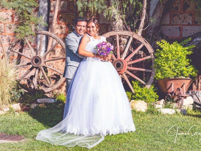 La boda de Andrea y Fidel en Ixmiquilpan, Hidalgo 3