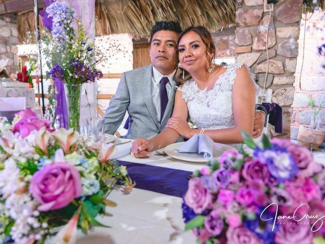La boda de Andrea y Fidel en Ixmiquilpan, Hidalgo 1