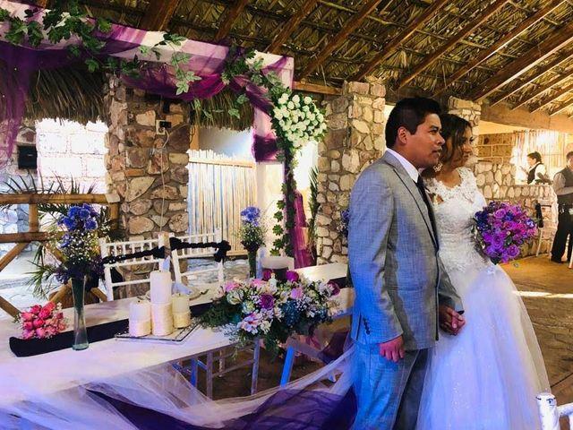 La boda de Andrea y Fidel en Ixmiquilpan, Hidalgo 4