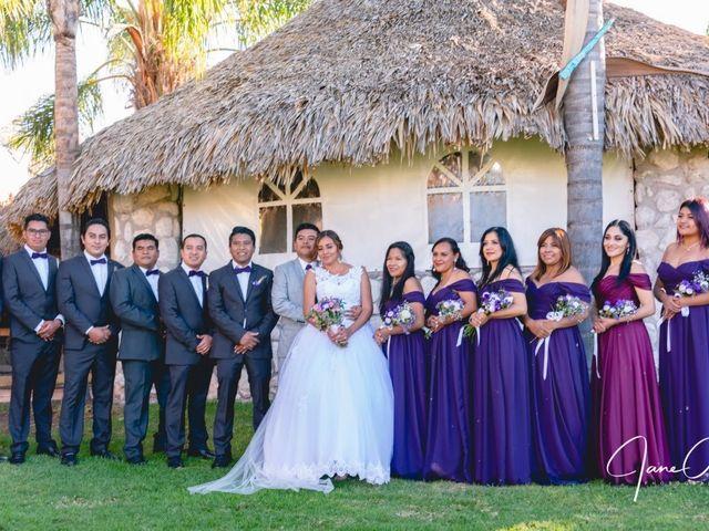 La boda de Andrea y Fidel en Ixmiquilpan, Hidalgo 5