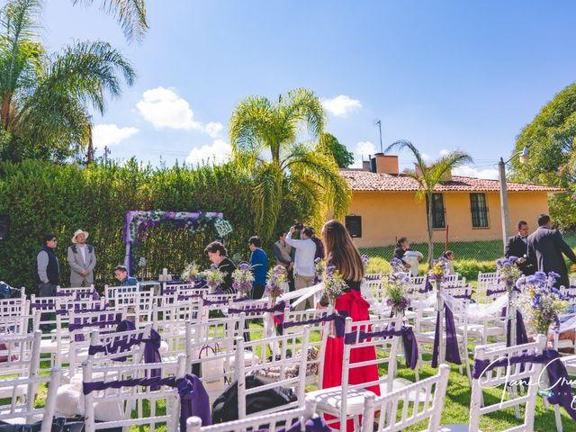 La boda de Andrea y Fidel en Ixmiquilpan, Hidalgo 2
