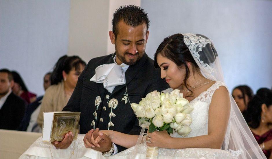 La boda de Oscar y Desly en Zapopan, Jalisco