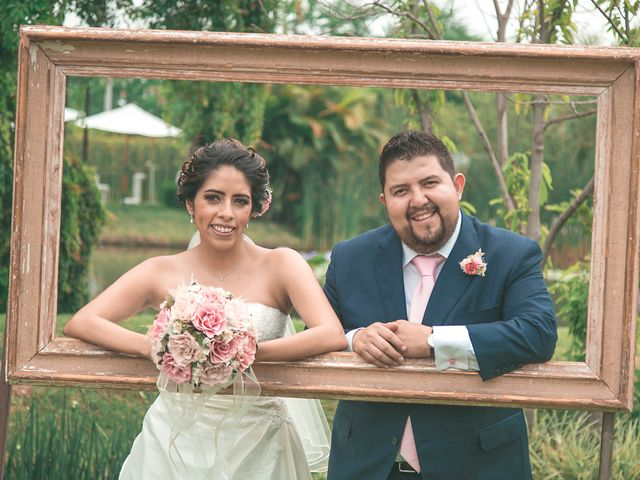 La boda de Dayra y Milton
