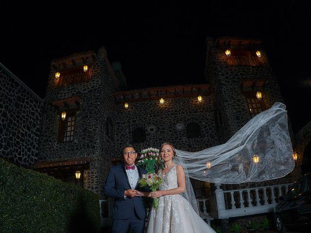 La boda de Jorge y Nallely en Xochimilco, Ciudad de México 3