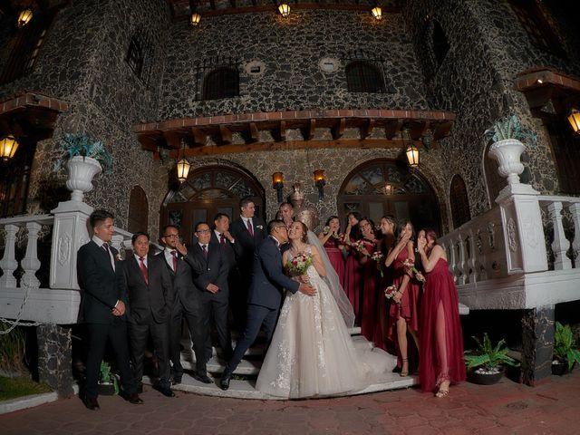 La boda de Jorge y Nallely en Xochimilco, Ciudad de México 2