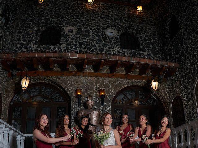 La boda de Jorge y Nallely en Xochimilco, Ciudad de México 4