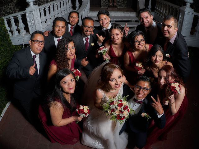 La boda de Jorge y Nallely en Xochimilco, Ciudad de México 7