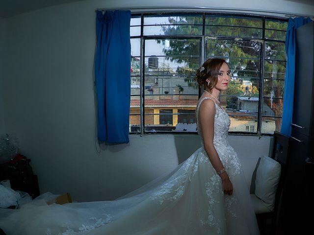 La boda de Jorge y Nallely en Xochimilco, Ciudad de México 11