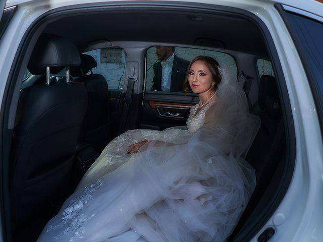 La boda de Jorge y Nallely en Xochimilco, Ciudad de México 12