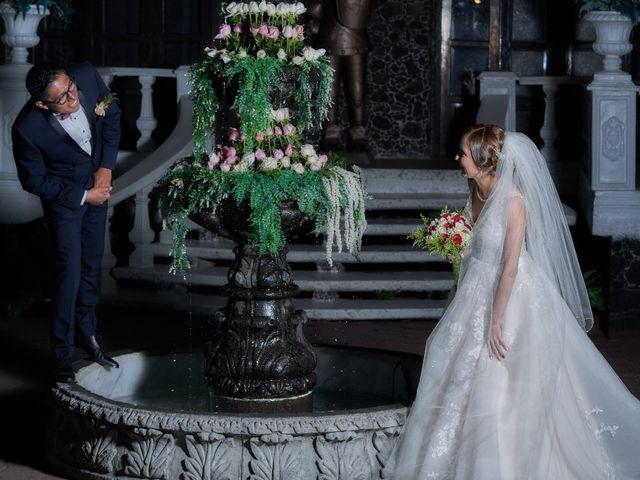 La boda de Jorge y Nallely en Xochimilco, Ciudad de México 1