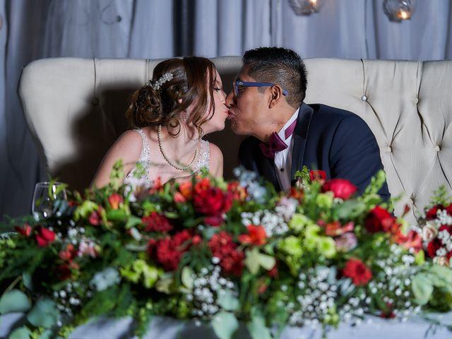 La boda de Jorge y Nallely en Xochimilco, Ciudad de México 13
