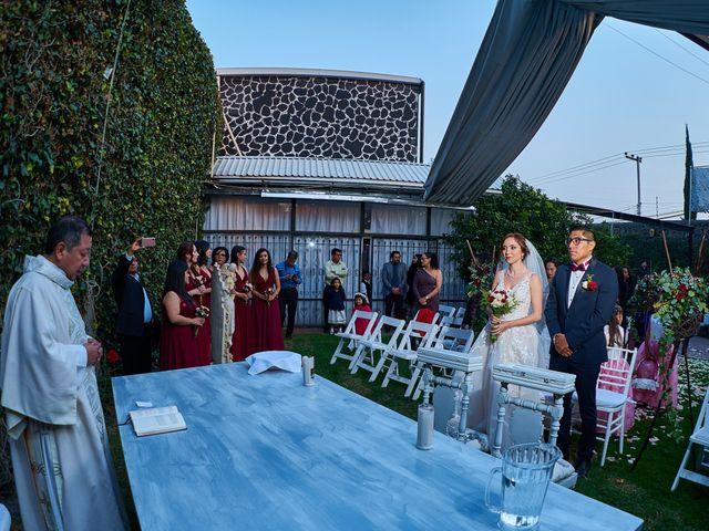 La boda de Jorge y Nallely en Xochimilco, Ciudad de México 14