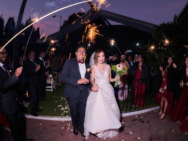 La boda de Nallely y Jorge