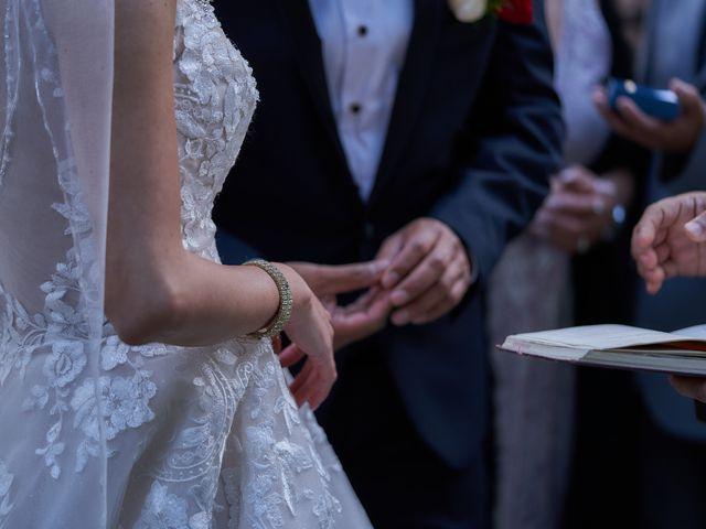 La boda de Jorge y Nallely en Xochimilco, Ciudad de México 15