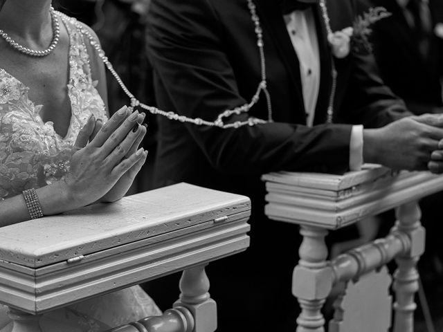La boda de Jorge y Nallely en Xochimilco, Ciudad de México 16