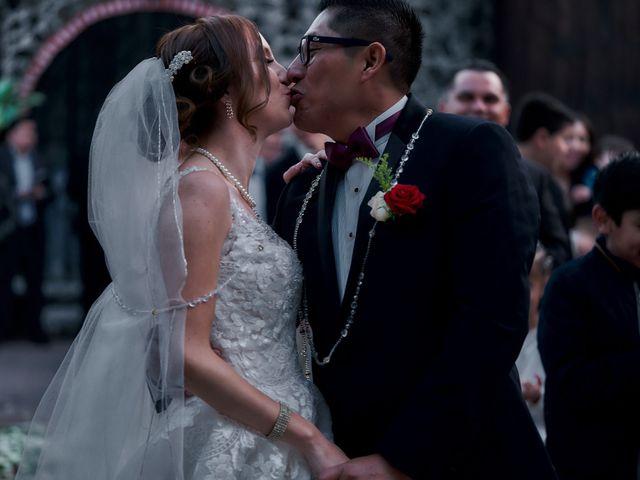 La boda de Jorge y Nallely en Xochimilco, Ciudad de México 17