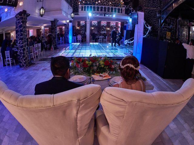 La boda de Jorge y Nallely en Xochimilco, Ciudad de México 21