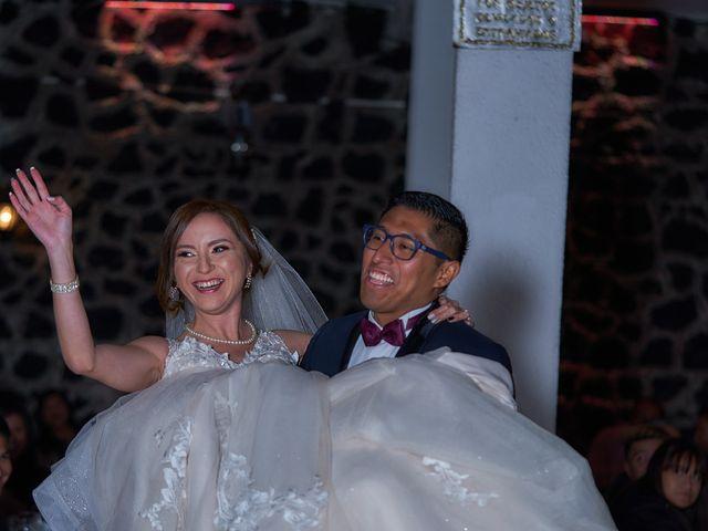 La boda de Jorge y Nallely en Xochimilco, Ciudad de México 24